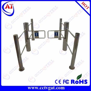 barcode scanner electrical turnstile