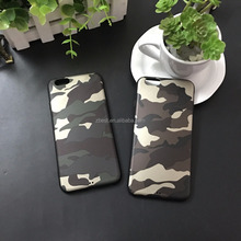 New arrival Wild Military Desert Camo Camouflage Case Cover phone cover for iphone 8 rubber case