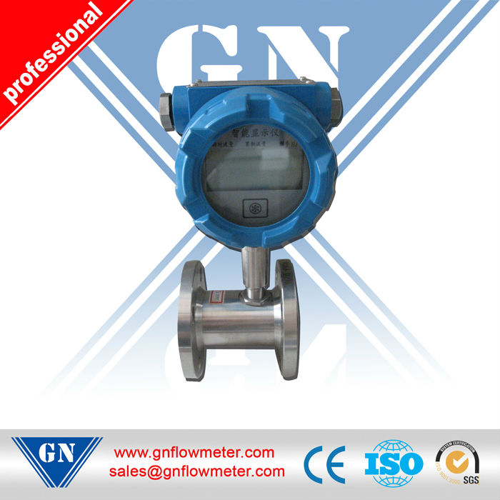 CX-LTFM cross turbine flow meter/cross flow meter(cross flow turbine)