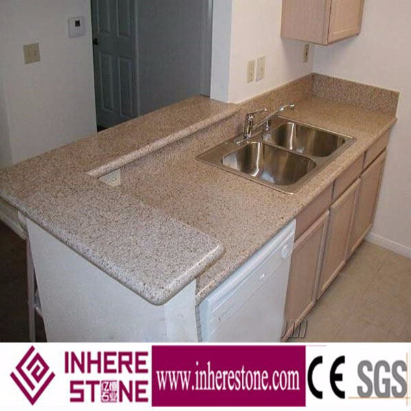 cheap wholesale g682 pre cut granite table top