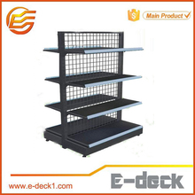 Convenient grocery store display racks Advertising Display Supermarket shelf