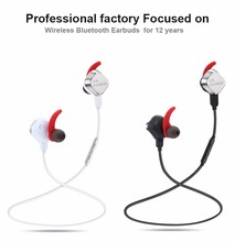 Hot voice to skull bluetooth headphone ear piece with microphone
