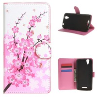 "For Acer Liquid Z630 Z630s 5.5"" Fashion Art Flip Stand Wallet Leather Case Cover"