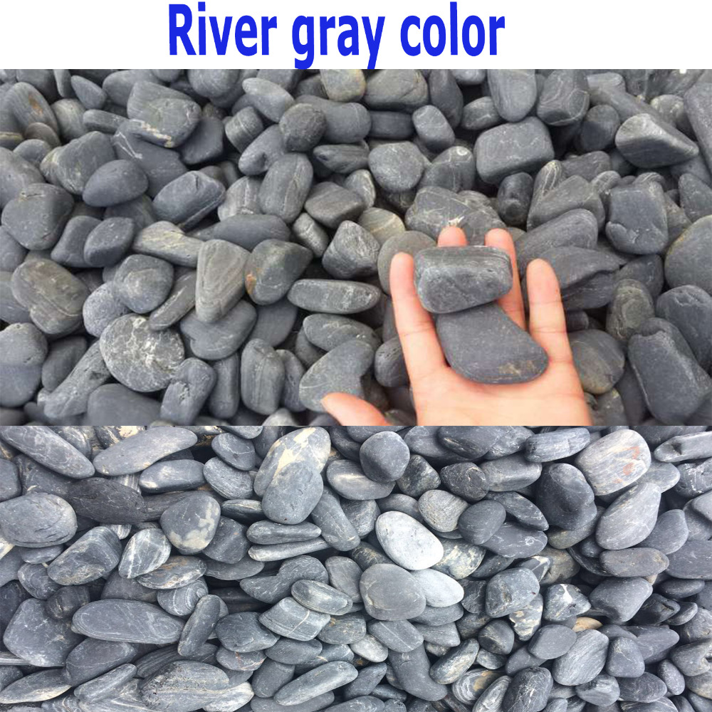 landscaping stone/white rocks landscaping/wholesale river rock