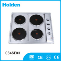 Good quality kitchen four burner gas cooking stoves for sale