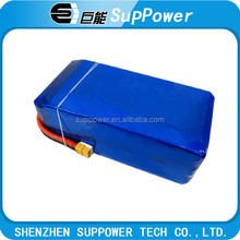 3.7V rechargeable lithium polymer battery /20000mah rc lipo battery