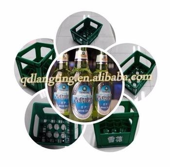 prix pas cher en plastique bi re caisse 24 bouteilles avec haute qualit cageots id de produit. Black Bedroom Furniture Sets. Home Design Ideas