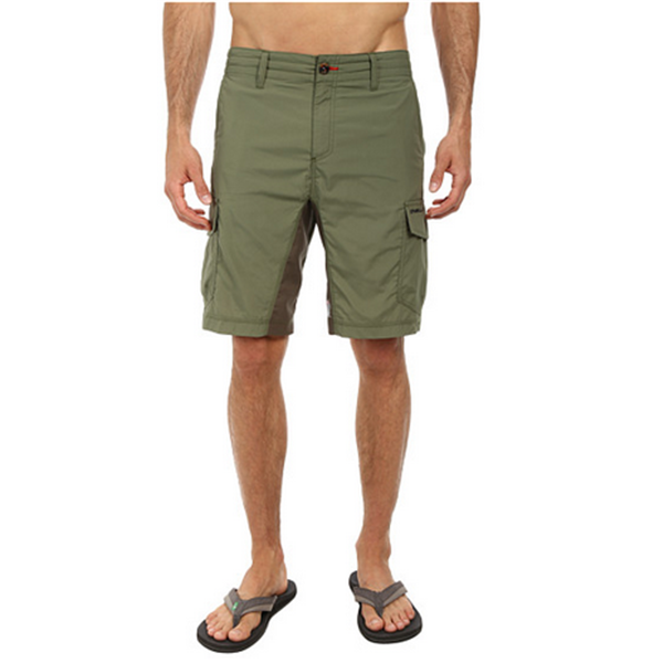 Custom wholesale mens hybrid shorts