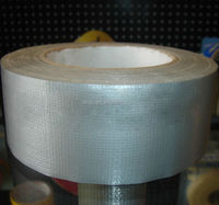 Good adhesive reiforce PE cloth duct tape