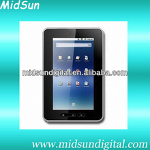 2013 New Tablet PC 7 inch with Metal Case phone call and GPS