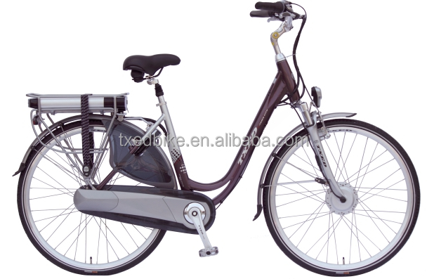 E-times City 8600HT electric bike