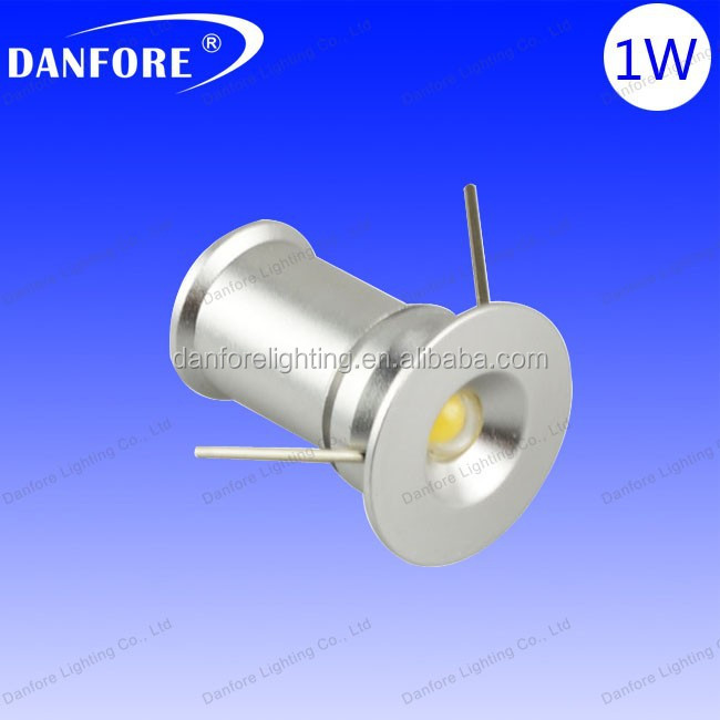 Shenzhen factory 2015 New product 1w cabinet down light led mini downlight mini led spot light
