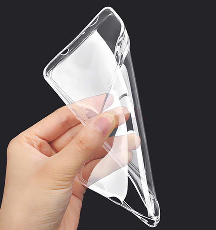 Wholesale Transparent Soft TPU Case for Samsung S8 PLUS Cover