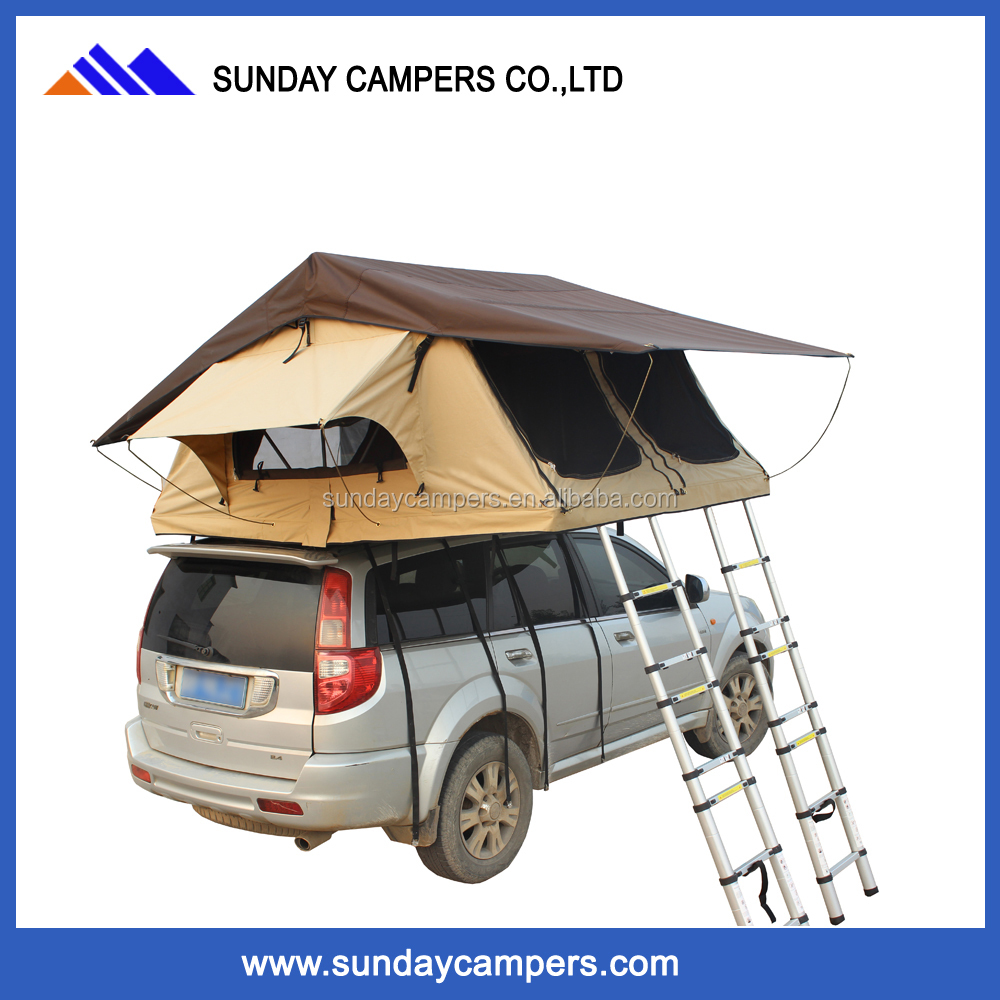 Fashionable vehicles Auto Roof Top Tents Auto Pop up tents 2016 new design