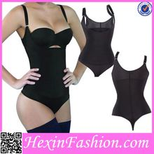 No MOQ Limited Black Latex Body Slimmer for Women