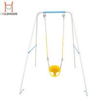 Round Seat Chinese Living Room Basket India Folding Baby Swing