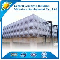 Brand new stainless water tank from China building water tank Dezhou