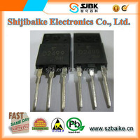 (IC Supply Chain) New&Original 2SD2499 D2499 TRANSISTOR TO-3P