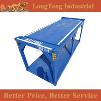 10ft 20ft ISO open frame equipment container with DNV 2.7-1 standard