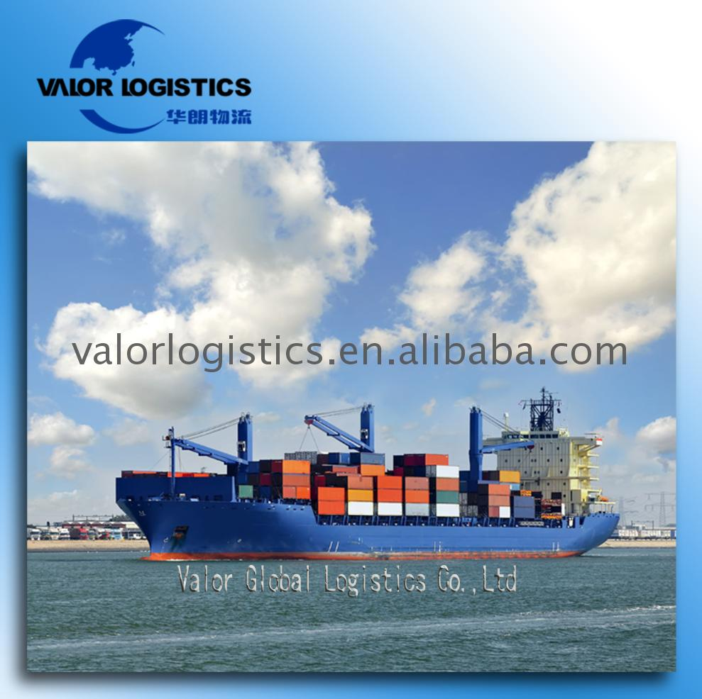 cheap price Ocean/sea freight shipping container service from China to San Diego