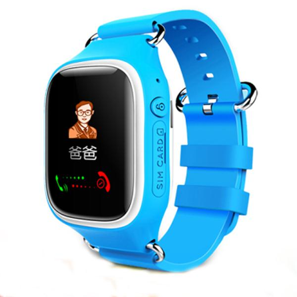 Kids Smart Watch GPS Tracking Wifi Watch GPS Tracker Watch For old people and Children