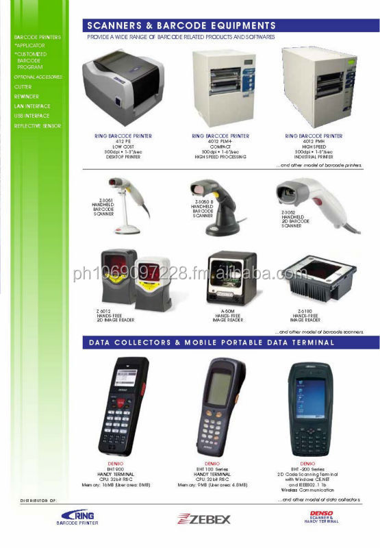 Ring 4012 PIM Barcode Printer