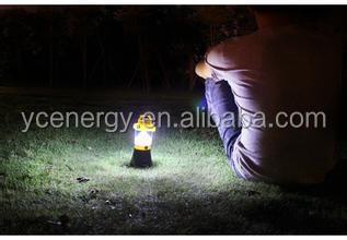 New design white light solar lighting ABS LED solar lantern