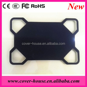 Factory price Silicone Part for Universal 7inch Tablet PC Leather Case