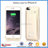 New 3200mAh External Backup Battery Case Extended Rechargeable Power Bank Cover Charger for Phone