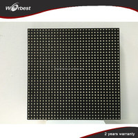 P6 Outdoor SMD 3in1 RGB Full Color LED display panel Module 192*192mm 32*32 pixels
