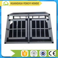Professional Manufacturer Alu Dog Cage Kennel Low Price