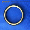 NBR bonded seal washers yellow black color/rubber brass bonded seals