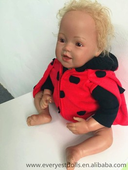 Chinese vinyl baby doll 5 inch baby dolls wholesale