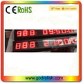 days hours minutes seconds led timer supplier