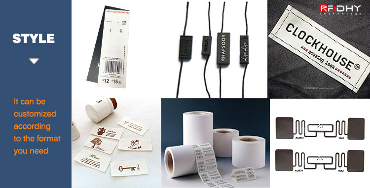 Clothing RFID Tag