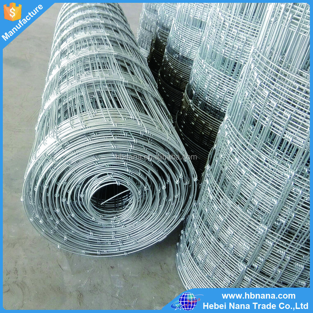 Factory price wholesale cheap bulk field fence roll / galvanized high quality horse fence