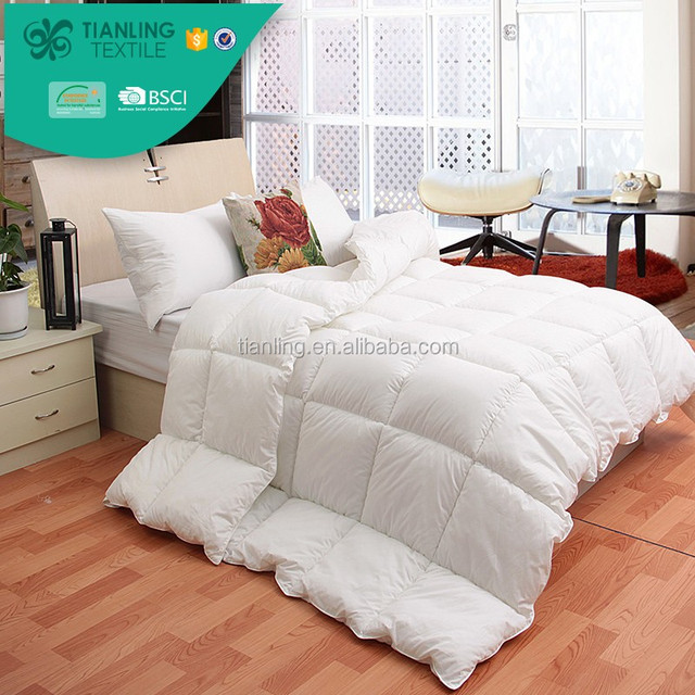 100% cotton fabric polyester filling Quilting Duvet Comforter