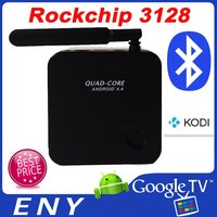 RK3128 Quad-core ARM A7 android TV box EKB318 software supermax receiver