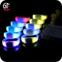 Party Supplies GF Led Bracelet Light Zone Control System Colorful