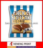Plastic Bread and Cake Packaging Bag/Film