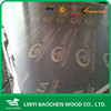 phenolic resin boardd/linyi shuttering film faced plywood used as concrete formworks