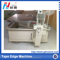 High efficiency semi automatic tape edge machine (NG-06T)