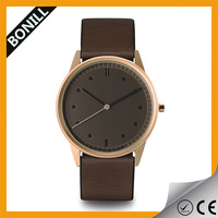 2016 simple face watch oem made in china manufacturer minimalist watch wholesale