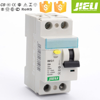 Catalog and latest price of low voltage circuit breaker RCCB from Jieli Electrical Co. Ltd.