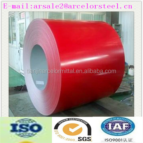 Trade Assurance B Grade Structured Steel Gi /PPGI Coils for Roof and Wall