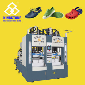 Single Color Full Automatic EVA Shoes Injection Moulding Machine