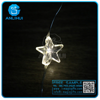 new arrival LED Christmas light1m 2m 3m 4m 5m LED string lights copper wire led Christmas fairy twinkling decorative light