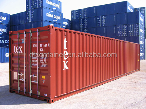 20ft GP /40ft GP /40ft HC ISO dry cargo shipping container