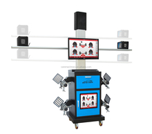RG-200 3D wheel alignment/Bluetooth Car Wheel Aligner