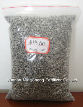 Granular TSP fertilizer calcium triple super phosphate